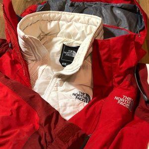 Women's TNF Double Layer Jacket